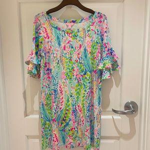 Lilly Pulitzer Lula Dress, size Medium